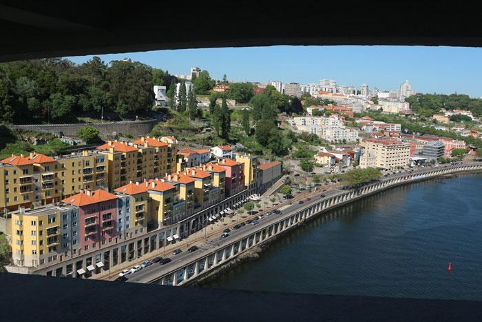 arrabidabrug uitzicht