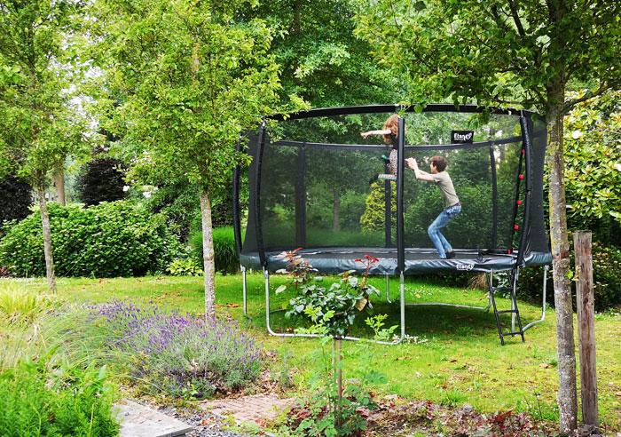 goed veiligheidsnet etan trampoline