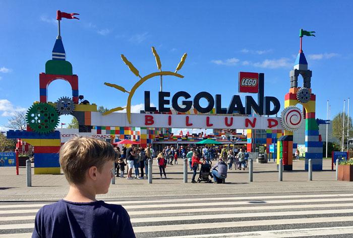 Legoland Billund Denemarken