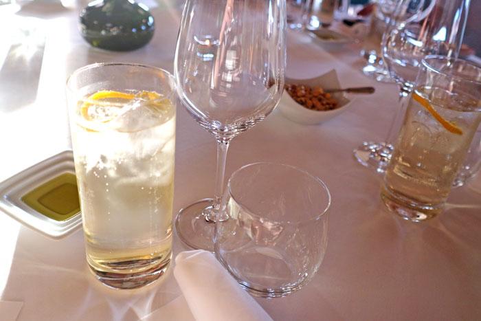 portonic port met tonic cocktail
