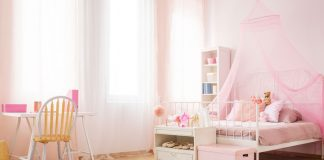 prinsessenkamer maken