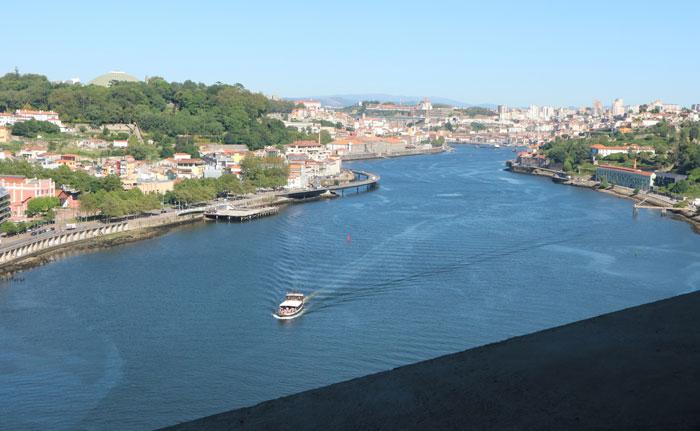 uitzicht arrabida brug porto