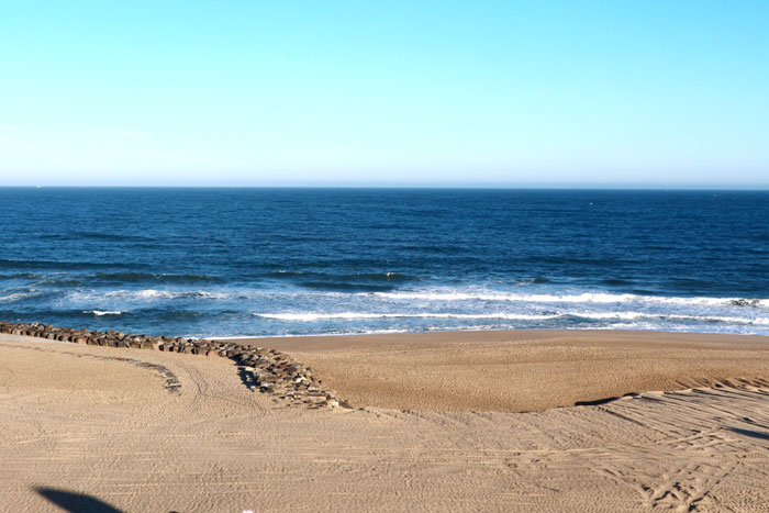 uitzicht Praia Golf hotel Porto