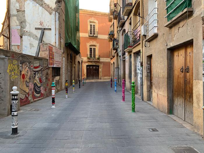 city art Tarragone