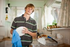 huishoudelijke klusjes pubers