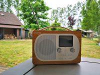 Pure radio Evoke H4