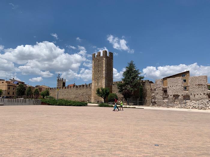 romeinse muur Tarragone