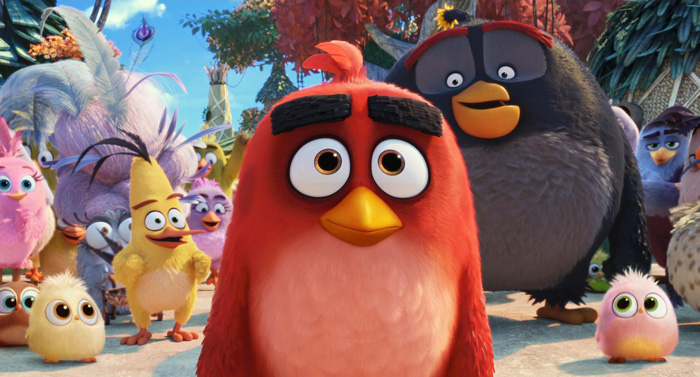 angry birds 2 film review