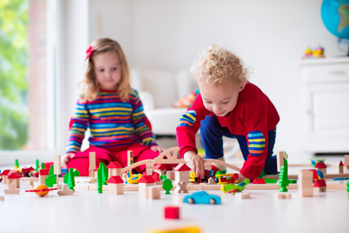 gastouderopvang of kinderdagverblijf