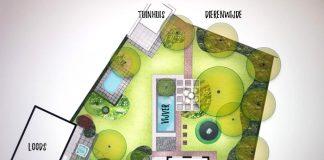 tuinplan maken