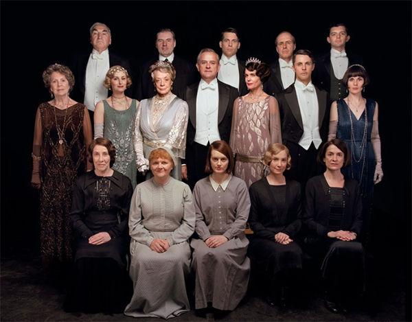 donwton Abbey film review