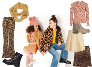 Bristol herfstcollectie, mooie flared pants, tijgerprint en corduroy jurkjes en rokjes