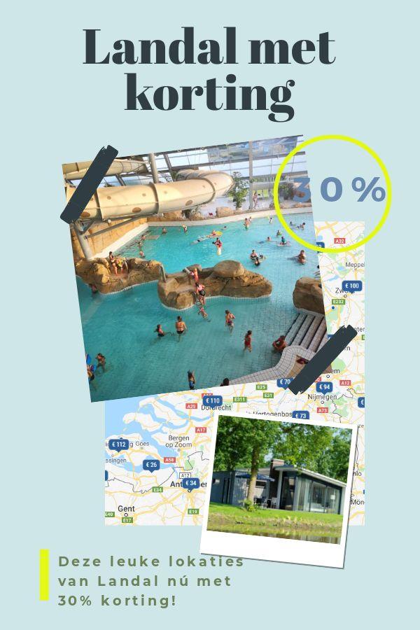 Nu naar Landal met 30% korting, de leukste landal parken en aanbiedingen