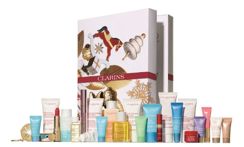 clarins beauty adventskalender
