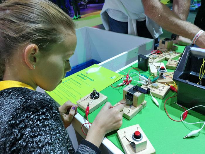 generation discover meisjes en techniek