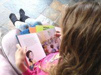 stereotype voorbeelden zijn verleden tijd in de kinderboeken van Mo's Daughters