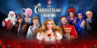 the Christmas Show Ziggo Dome