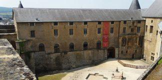 Noord-Frankrijk met kinderen bezoeken, kasteel Sedan