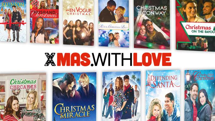 kerstfilms in overvloed bij Withlove