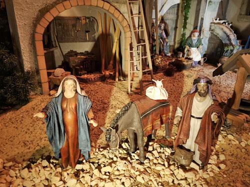 bijbelverhaal kerstminiaturen mergelrijk valkenburg
