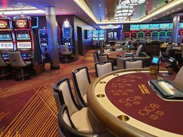 casino op de norwegian encore van norwegian cruise line