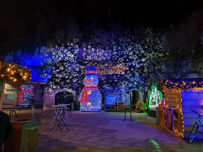 gemeentegrot kerststad valkenburg