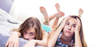 Pubers vinden alles saai