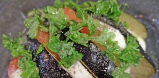 gevulde aubergine recept uit de oven