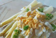 het witte goud, asperges recepten