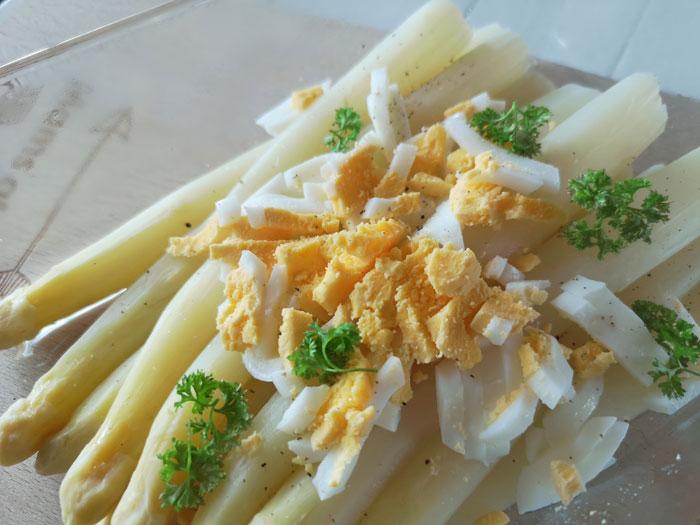 het witte goud, heerlijke asperge reccepten
