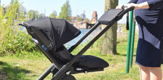 review bugaboo ant buggy
