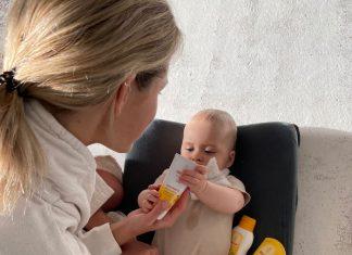 babyhuid verzorgen