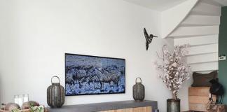 tv meubel zelf maken beton cire