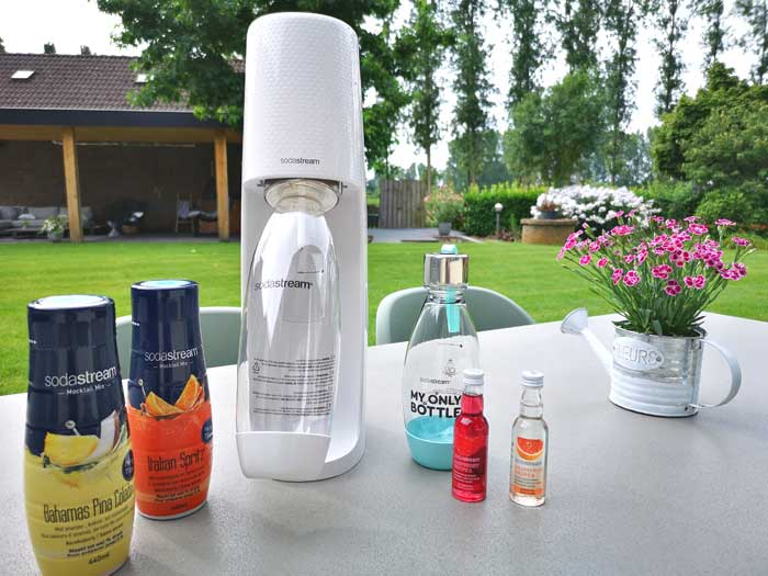 sodastream staycation kit