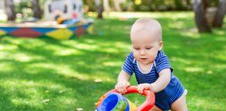 is een loopwagen slecht voor je baby of niet
