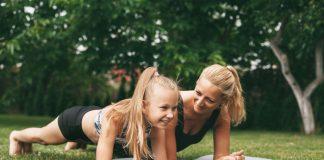 samen sport met kind, vriend of vriendin