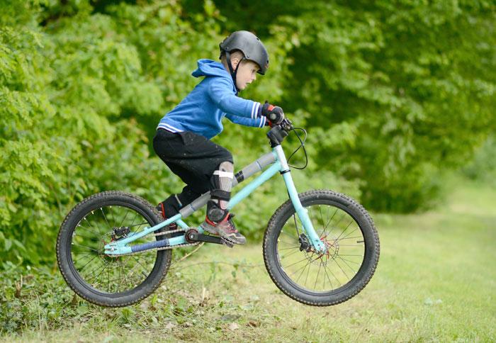 bmx fiets kind sport