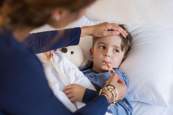 calamiteitenverlof ziek kind
