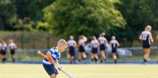 hockey kinderen als populaire kindersport