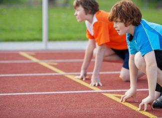 atletiek sport kinderen