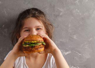 kind vegetarisch , eet geen vlees