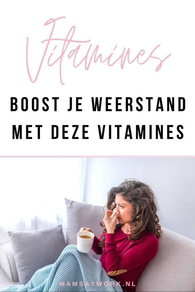 welke vitamines slikken in de winter
