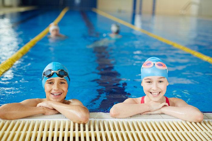 zwemmen voor  je kind als sport, wedstrijdzwemmen
