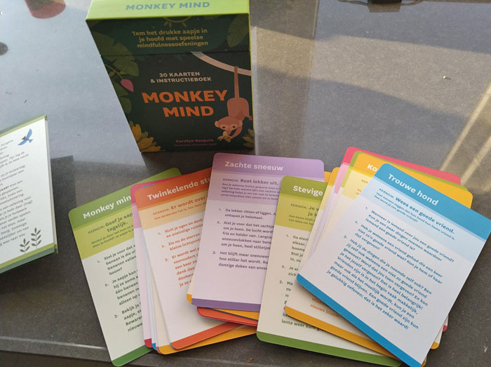 monkey mind kaarten