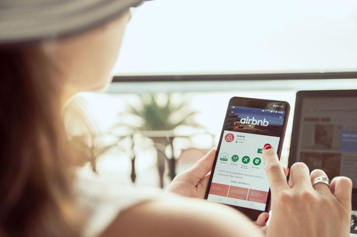 servicekosten airbnb terugvragen