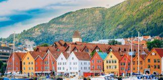noorwegen met kinderen op vakantie