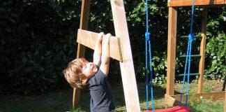 ideeen kindvriendelijke tuin