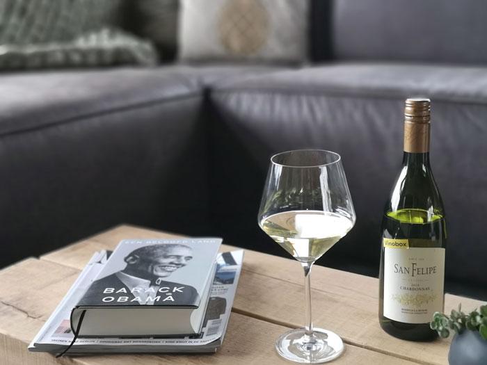 wijn thuis proeven