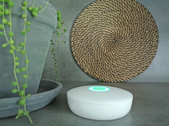 luchtkwaliteit meten in huis en luchtvochtigheid