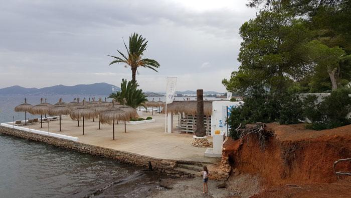 clubs dicht op Ibiza tijdens de herfstvakantie